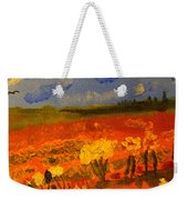 Indians Lands Weekender Tote Bag
