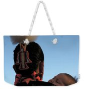 Indigenous Mother Weekender Tote Bag