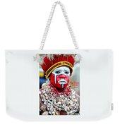 Indigenous Woman L A Weekender Tote Bag