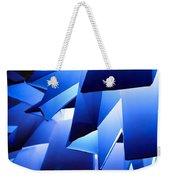 Indigo Lantern Weekender Tote Bag
