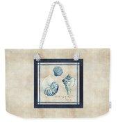 Indigo Ocean - Song Of The Sea Weekender Tote Bag