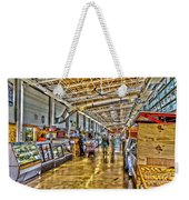 Indoor Market Weekender Tote Bag by William Norton