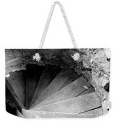 Indoor Spiral Weekender Tote Bag