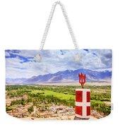 Indus Valley Weekender Tote Bag