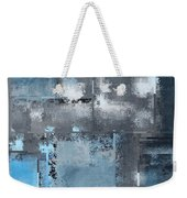 Industrial Abstract - 10t Weekender Tote Bag