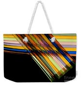 Industrial Art Weekender Tote Bag by Jerry McElroy