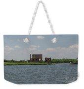Industrial Banks Of The Charleston Harbor Weekender Tote Bag