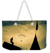 Industrial Carnival Weekender Tote Bag by Bob Orsillo