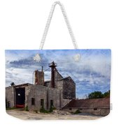 Industrial Cement Factory Weekender Tote Bag