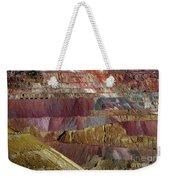 Industrial Colorscape Weekender Tote Bag