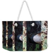 Industrial Disease Weekender Tote Bag