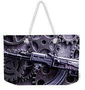 Industrial Firearms  Weekender Tote Bag