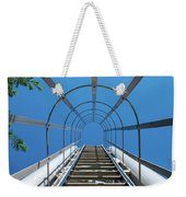 Industrial Ladder Weekender Tote Bag
