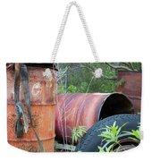 Industrial Leftovers Weekender Tote Bag