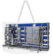 Industrial Ro Plant Weekender Tote Bag