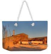 Industrial Site 1 Weekender Tote Bag