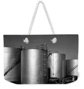 Industrial Storage Tanks Weekender Tote Bag