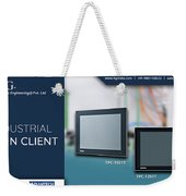 Industrial Thin Client - Itg India Weekender Tote Bag
