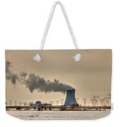 Industrialscape Weekender Tote Bag