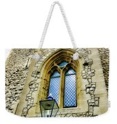 Infamous White Tower Of London Weekender Tote Bag
