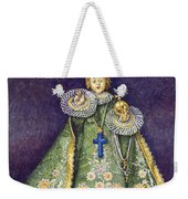 Infant Jesus Of Prague Weekender Tote Bag