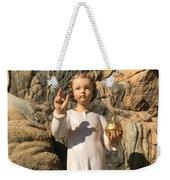 Infant Jesus Of Prague Weekender Tote Bag