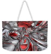 Infection Abstract Weekender Tote Bag