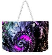 Infinite Cosmic Drain  Weekender Tote Bag