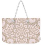 Infinite Lily In Pastels Weekender Tote Bag