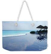 Infinity Pool Weekender Tote Bag