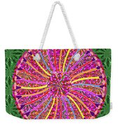 Infinity Star Flower An Abstract Fineart Expression By Navinjoshi At Fineartamerica Colorful Fun Weekender Tote Bag