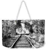 Infinity Train Weekender Tote Bag