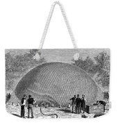 Inflation Of A Balloon Weekender Tote Bag by Granger