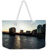 Influential Light Weekender Tote Bag