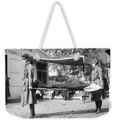 Influenza Epidemic, 1918 Weekender Tote Bag