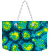 Influenza Viruses, Tem Weekender Tote Bag