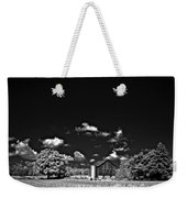 Infrared Farm Weekender Tote Bag