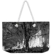 Infrared Flames In Costa Rica Weekender Tote Bag
