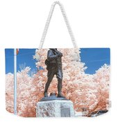 Infrared Memorial Weekender Tote Bag