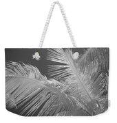 Infrared Palm Trees Weekender Tote Bag