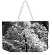 Infrared Tree Pic Weekender Tote Bag
