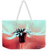 Infrared Wildflower Weekender Tote Bag