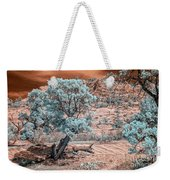 Infrared Zion Weekender Tote Bag