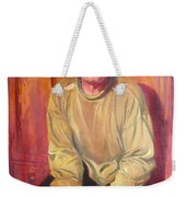 Inhabitant Of Chernobyl Zone Weekender Tote Bag