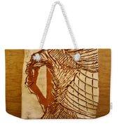 Initials - Tile Weekender Tote Bag