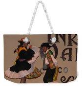 Inka Dancers Weekender Tote Bag