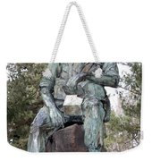 Inland Northwest Veterans Memorial Statue Weekender Tote Bag