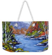 Inland Water Weekender Tote Bag
