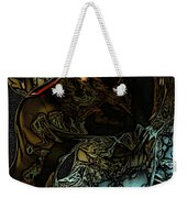 Inner Being Weekender Tote Bag