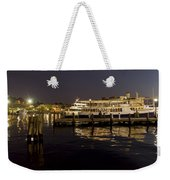 Inner Harbor Tour Boat Weekender Tote Bag